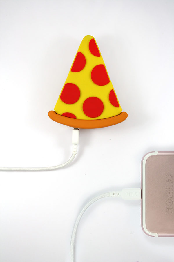 pizza powerbank