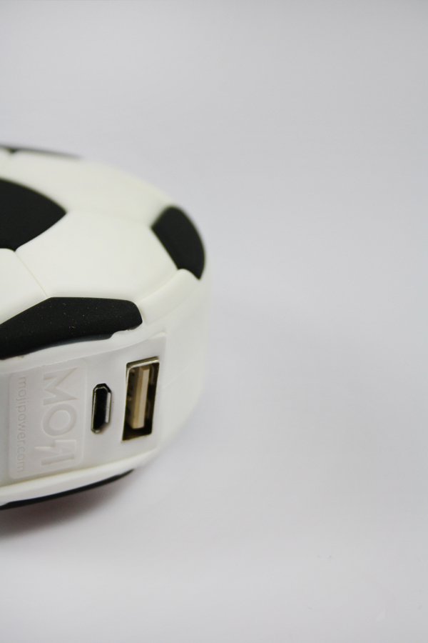 football powerbank