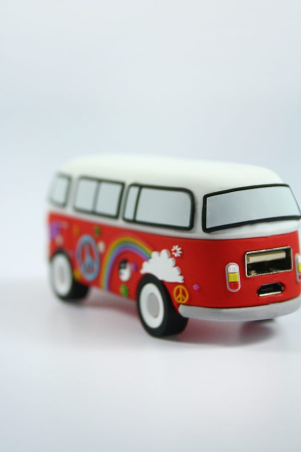 hippie van power bank