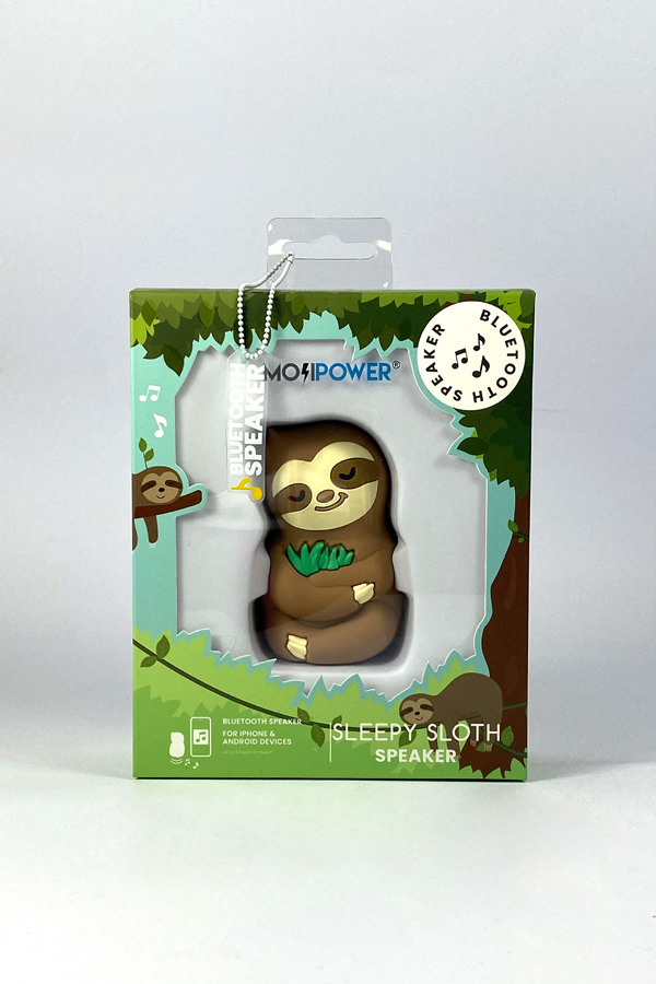 caricatore power bank bradipo sloth